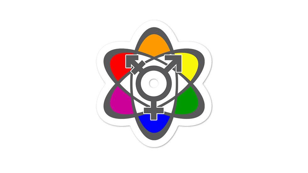 Pride UMATT3R Bubble-free stickers