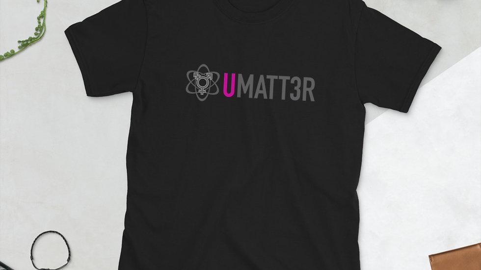 UMATT3R (up to 3x) Fundraiser Short-Sleeve Unisex T-Shirt
