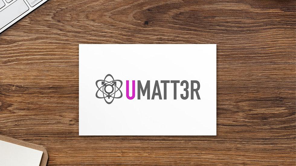 UMATT3R Postcard
