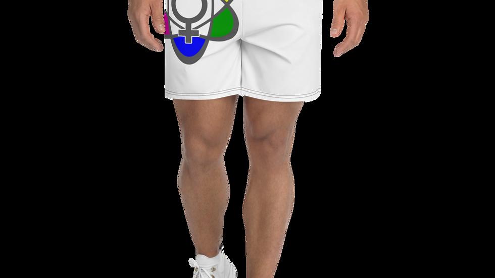 Pride Unisex/Men's Athletic Long Shorts