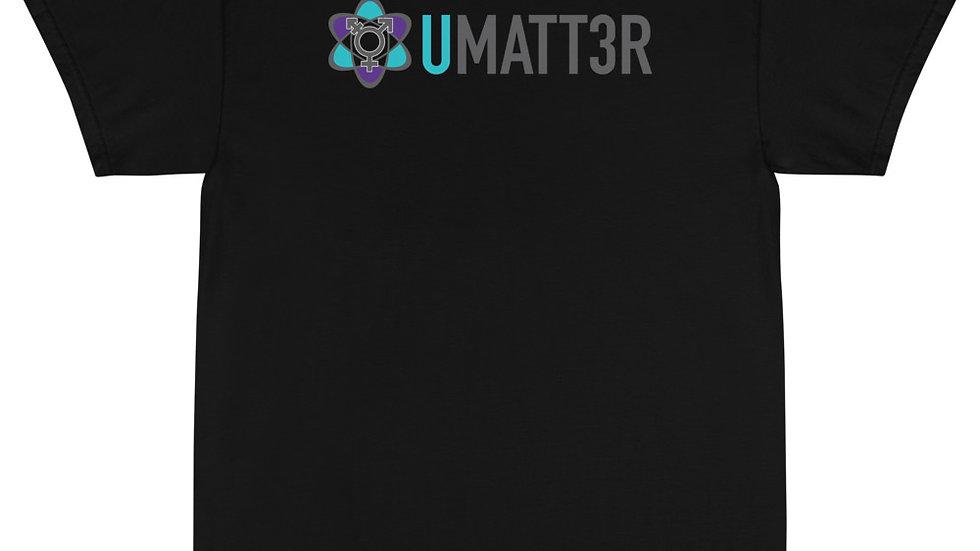 UMATT3R Suicide Awareness Short Sleeve T-Shirt