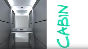 Video diseño de cabinas de elevadores SAT