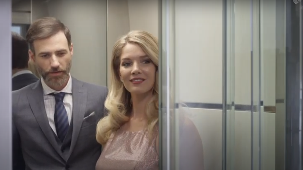 Elegancia y distinción en los elevadores