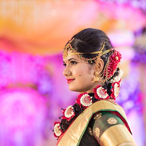 Indraja + Karthik