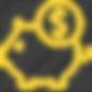 poupar dinheiro amarelo