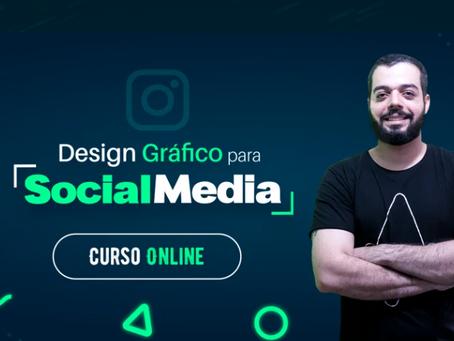 Curso Design Gráfico para Social Media