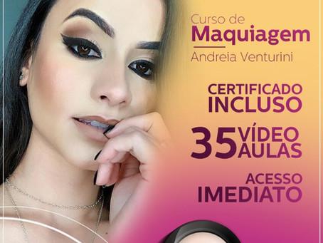 Curso de Maquiagem Profissional 100% Online