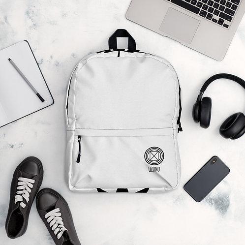 Ozono Records Backpack, Marijuana Design