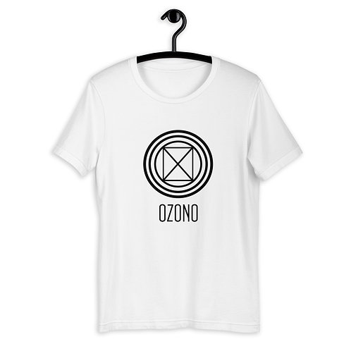 Ozono Records, Short-Sleeve Unisex T-Shirt