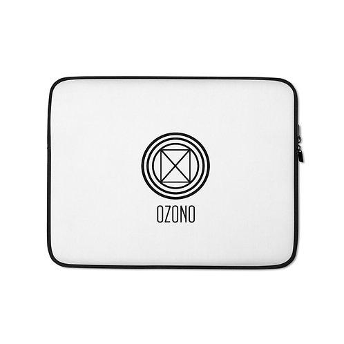 Ozono Records Laptop Sleeve