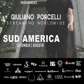 Giuliano Porcelli Sud America