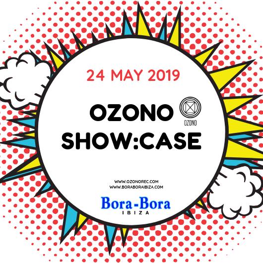 OZONO SHOWCASE IBIZA