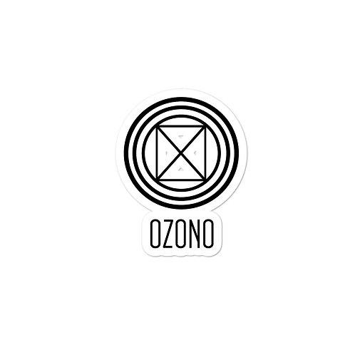 Ozono Records  Stickers