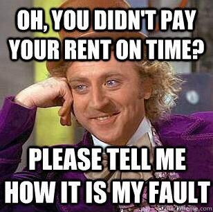How To Deal With Non Paying Tenants Before Serving Notice