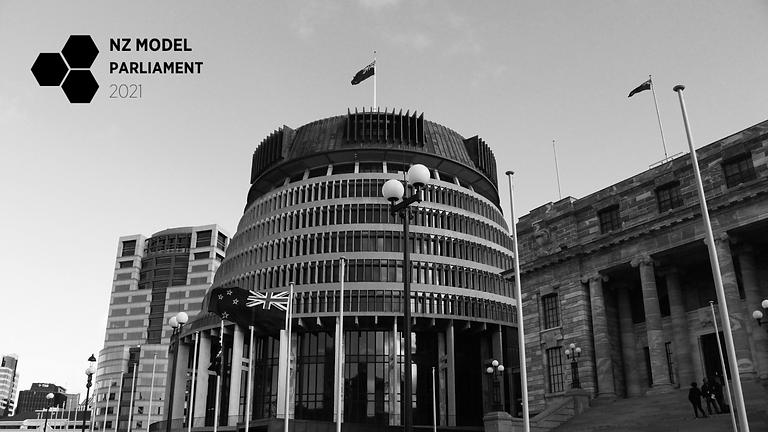 NZ Model Parliament 2021 - High School Student Registrations