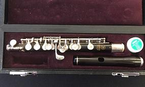 Yamaha YPC-61 piccolo for Sale Phoenix.p