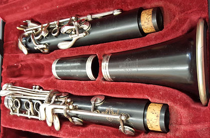 Buffet RC Bb Clarinet for sale Phoenix_e