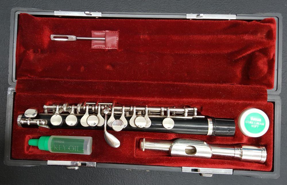 Yamaha plastic piccolo YPC-32