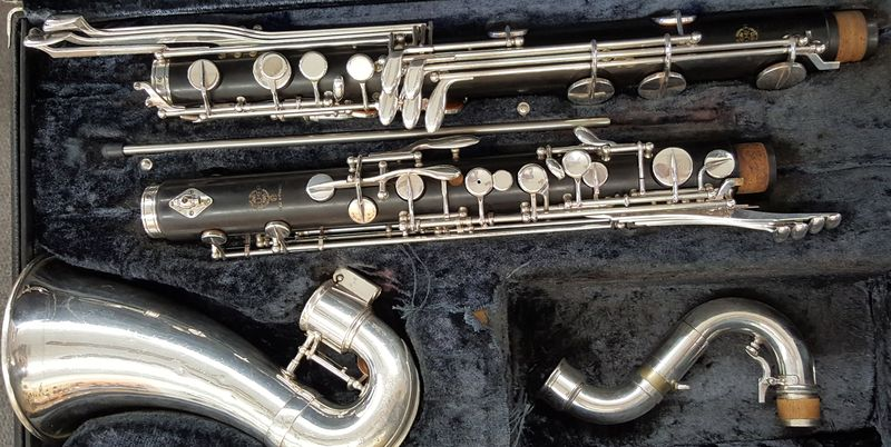 Selmer bass clarinet for sale Phoenix