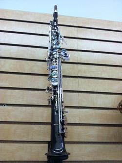 SOLD - Oleg straight soprano sax