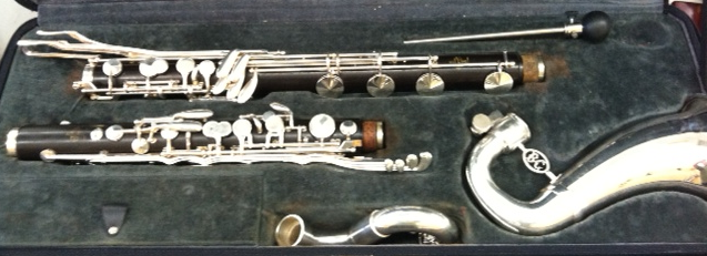 Buffet Bass Clarinet