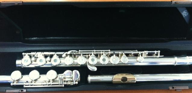 PF-665 Quantz Coda Flute