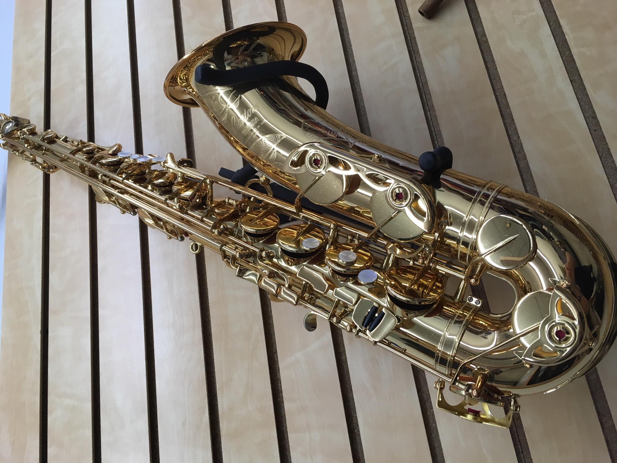 Yamaha 875 Tenor Saxophone