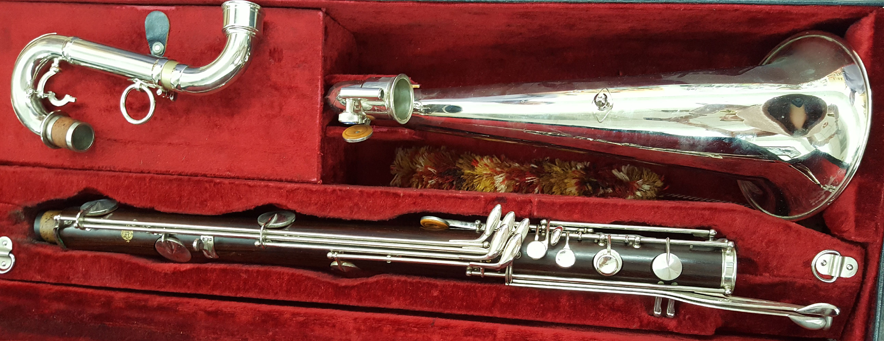 Selmer Paris Model 40 Rosewood Contr
