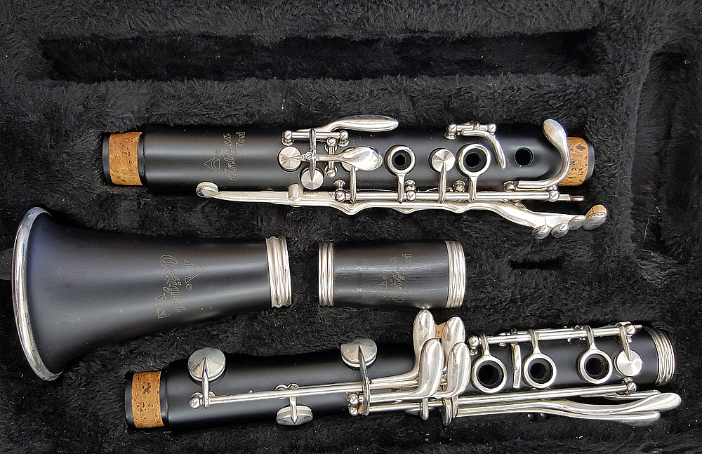 Antigua Bb Clarinet