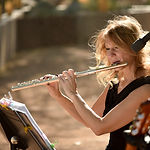 SoSco Flute Guitar duo Laura Strickland