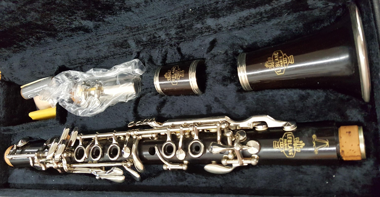 LeBlanc LL D Clarinet