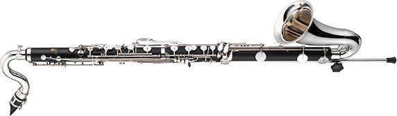 JBC1000N Bass Clarinet