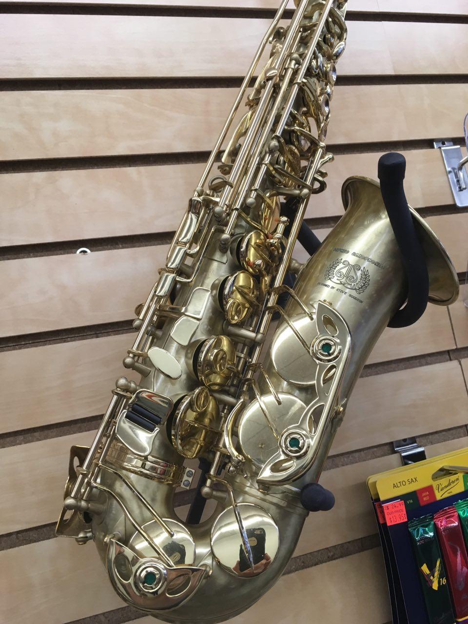Steve Goodson Alto Saxophone