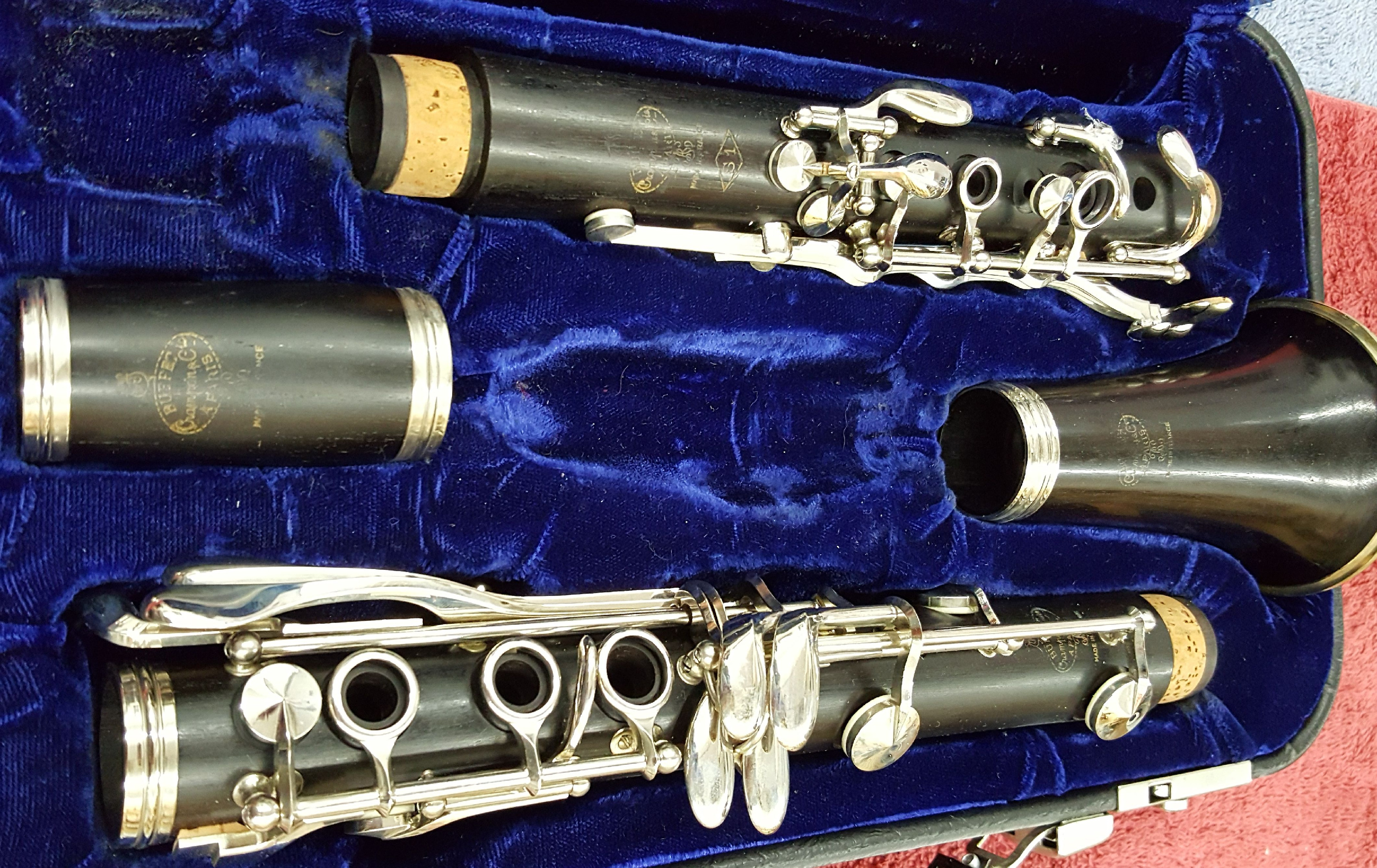 Buffet S1 Bb Clarinet