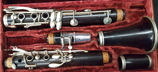 Buffet R13 Bb clarinet for sale Phoenix.
