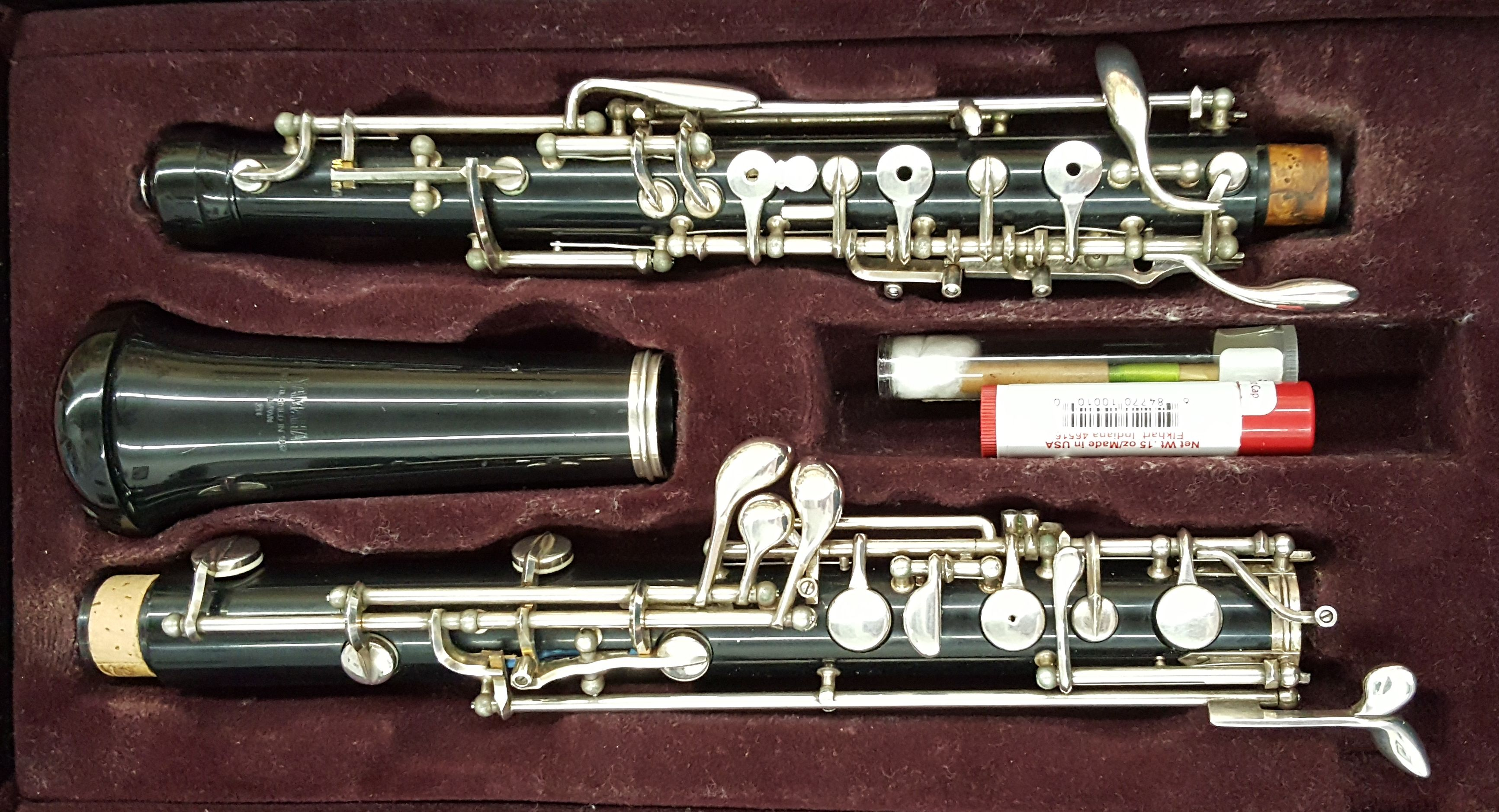 Yamaha Student Oboe Model 211