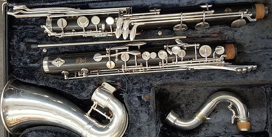 Selmer bass clarinet for sale Phoenix.jp
