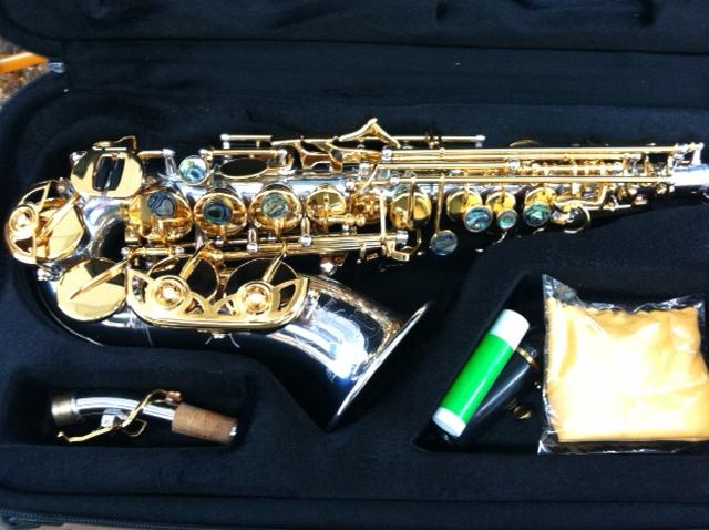Oleg curved soprano sax
