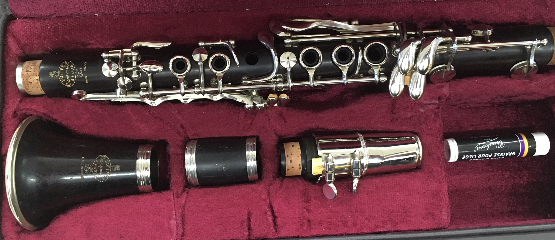 Buffet R13 Eb Clarinet for sale Phoenix