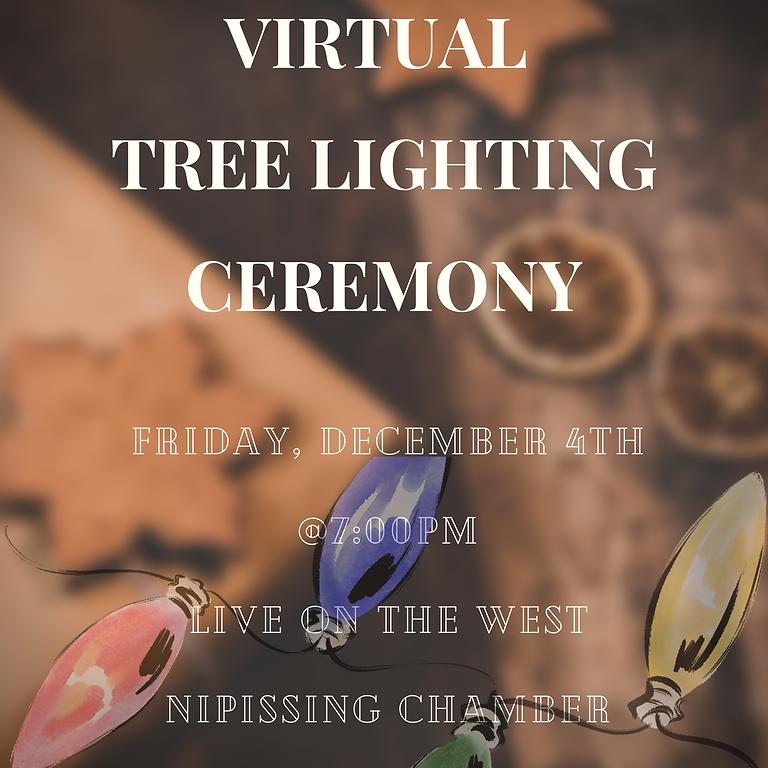 Virtual Tree Lighting Ceremony