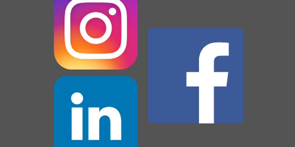 Digital Design Workshop Series ~ Social Media Management