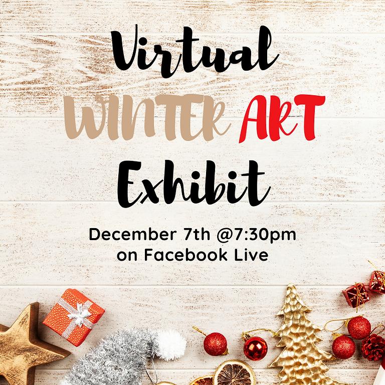 Virtual Winter Art Exhibit