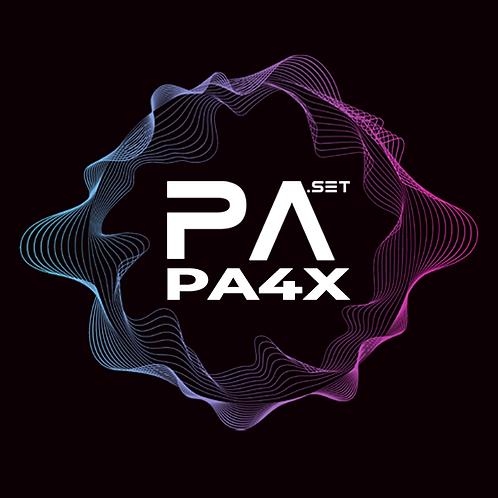 PA.SET - PA4X