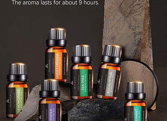 Essential Oils: 10ml Bottle