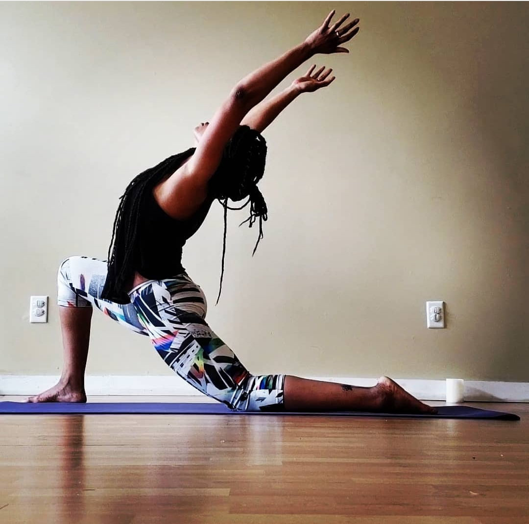 In-Person: Power Yoga