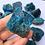 Thumbnail: Raw Blue Apatite