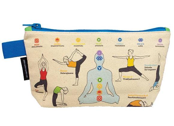 Yoga Clutch Bag