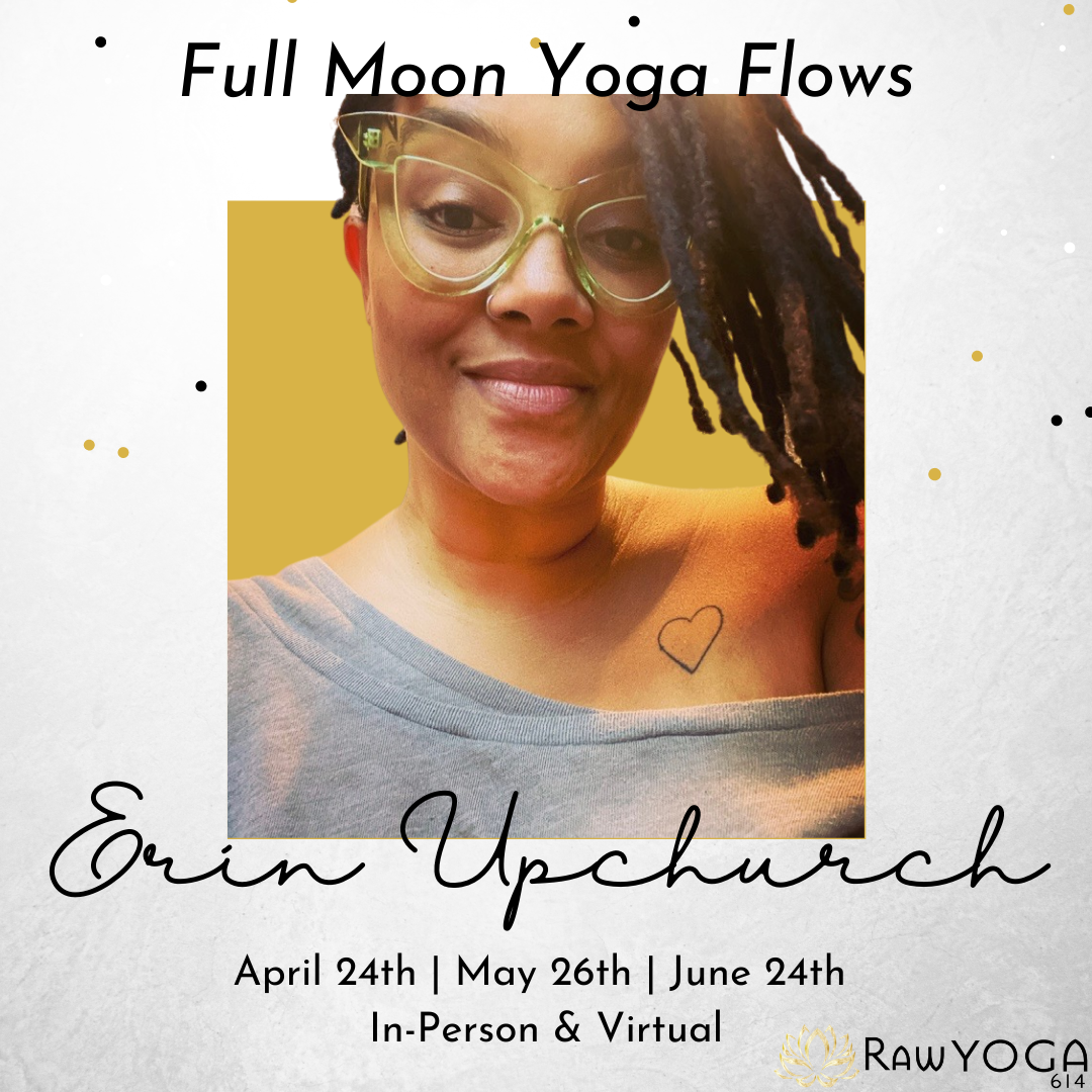 In-Person: Full Moon Flow with Erin