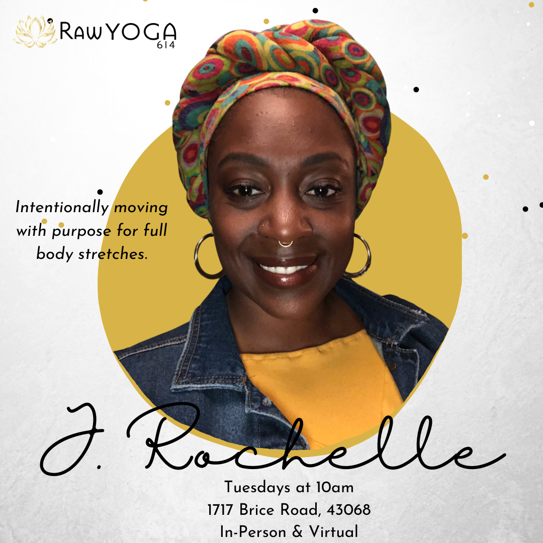 In-Person: Flow with J.Rochelle