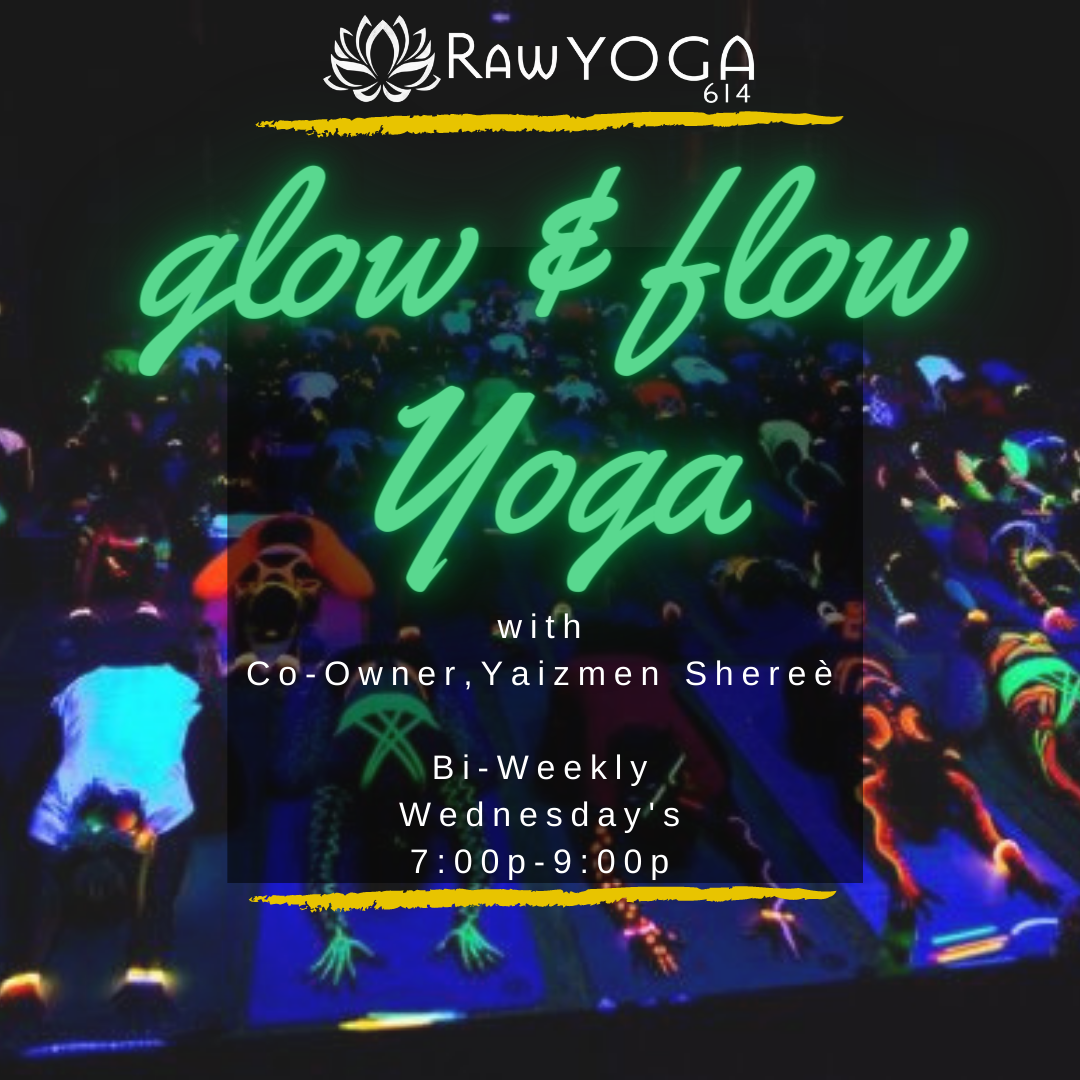 In-Person: Glow and Flow